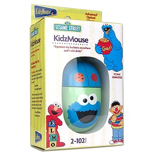 Cookie Monster Kidzmouse