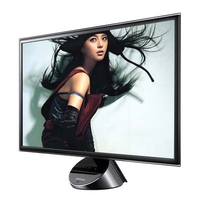 Samsung S23A750 27 inches 3D LED Monitor